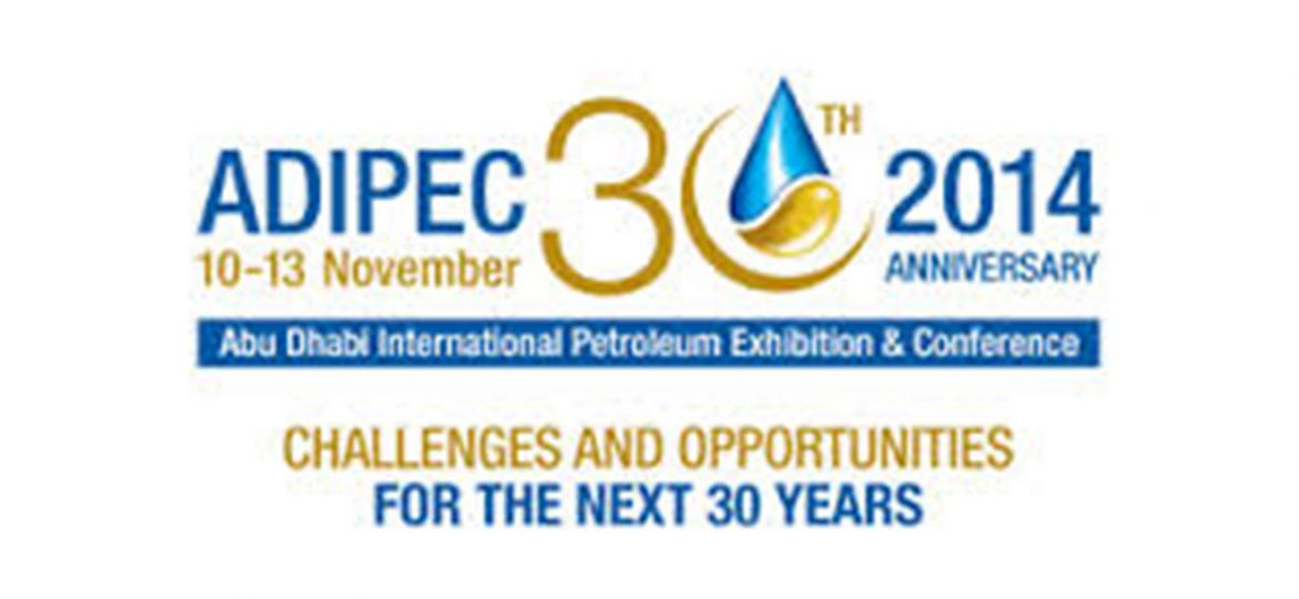 3D alignment services at ADIPEC 2014